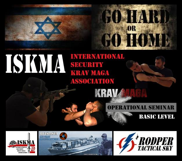 OPERATIONAL KRAV MAGA SEMINAR BASIC LEVEL