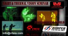 NIGHT& THERMAL VISION SEMINAR