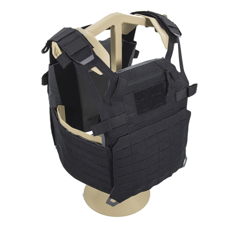 SPITFIRE Plate Carrier Black