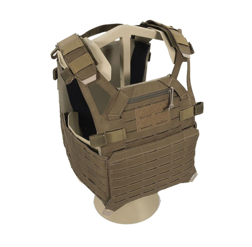 SPITFIRE Plate Carrier Coyote Brown