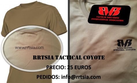 RRTSIA TACTICAL COYOTE
