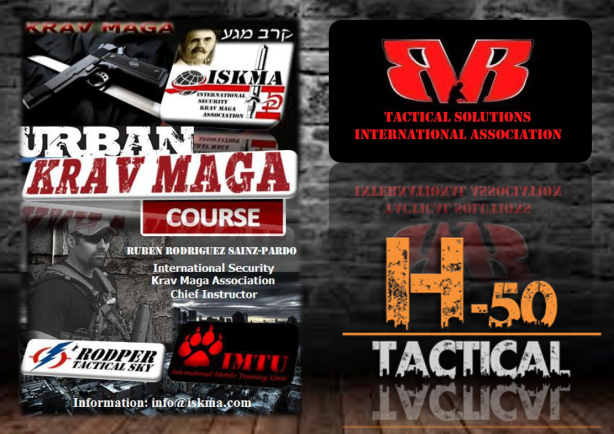 URBAN KRAV MAGA WITH H-50 TACTICAL