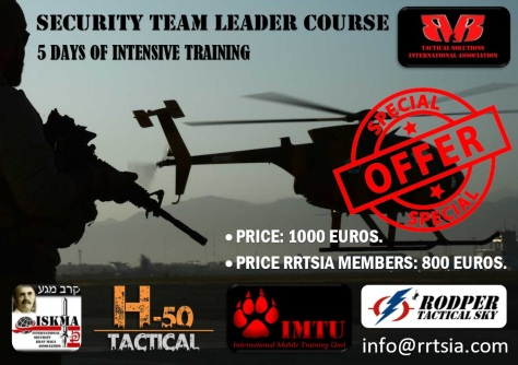 SECURITY TEAM LEADER COURSE
