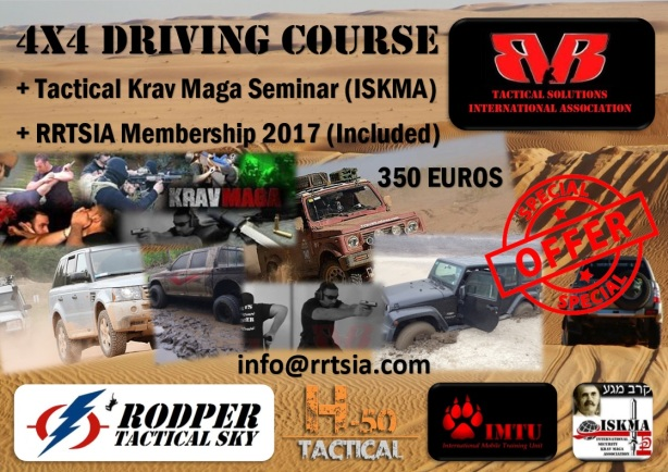 4X4 DRIVING COURSE