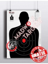 bundle-pack-50-paper-targets-tactical-shooting-precision-instinctive-multitask-ipsc-police-target