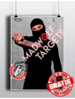 bundle-pack-50-paper-targets-tactical-shooting-precision-instinctive-realistic-terrorist-with-knife-target