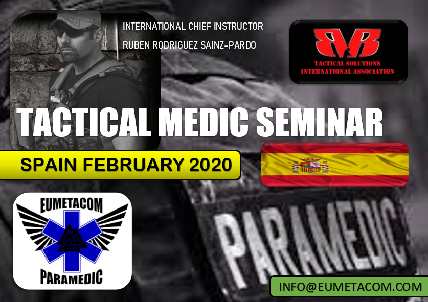 SPAIN EUMETACOM - MADRID FEBRERO 2020
